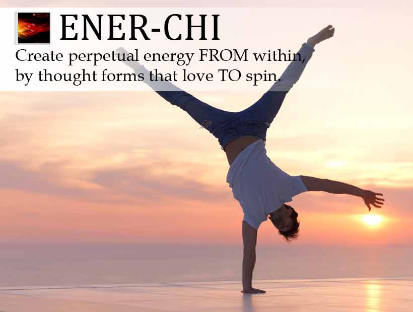 Ener-chi - Energy Booster